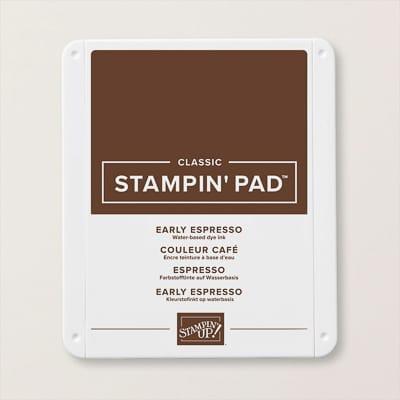 Klassisches Stempelkissen In Espresso