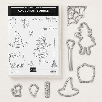 Produktpaket Cauldron Bubble (Für Transparente Blöcke; En)