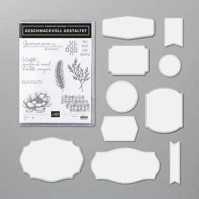 Produktpaket Geschmackvoll Gestaltet (De)