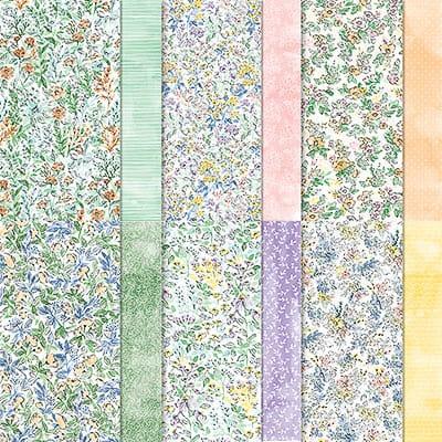 Designerpapier Von Hand Gemalt 12'' X 12'' (30,5 X 30,5 Cm)