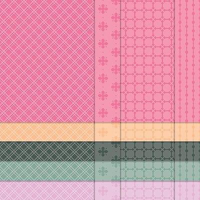 Designerpapier In Color 2021–2023 6'' X 6'' (15,2 X 15,2 Cm)