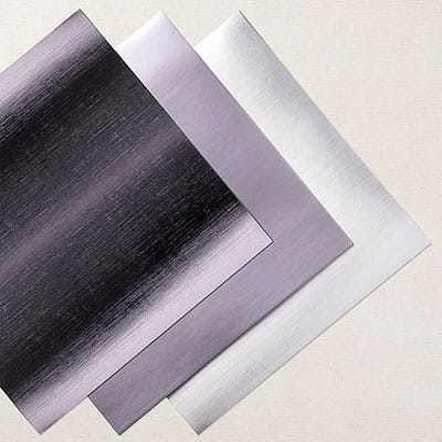 Silbernes Metallic-Spezialpapier 12'' X 12'' (30,5 X 30,5 Cm) Im Kombi-Pack